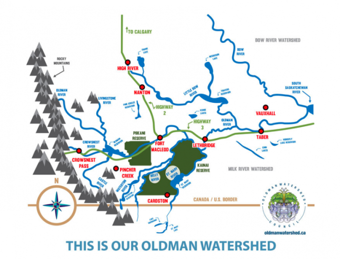 Oldman Watershed