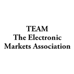 TEAM The Electronic Markets Association logo